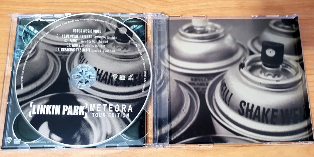 Linkin Park Meteora, Music & Media, CDs, DVDs & Other Media