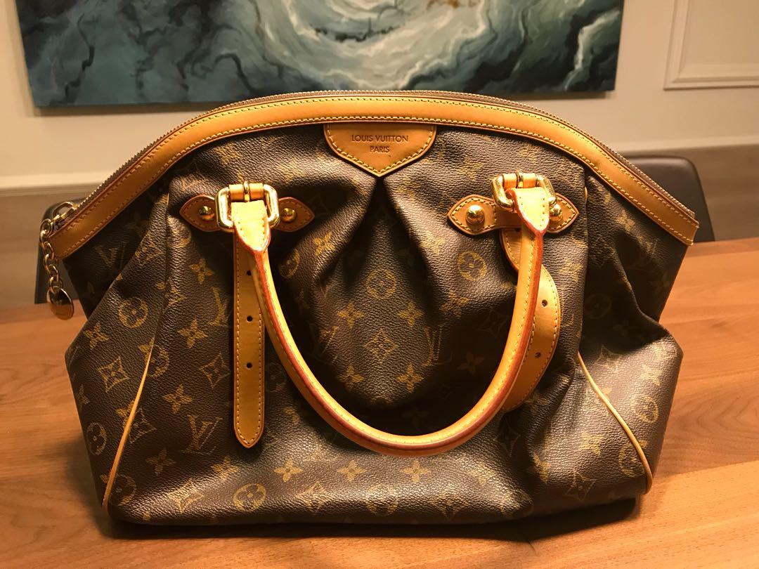 82f19d022d47 Louis Vuitton Tivoli GM - Rare
