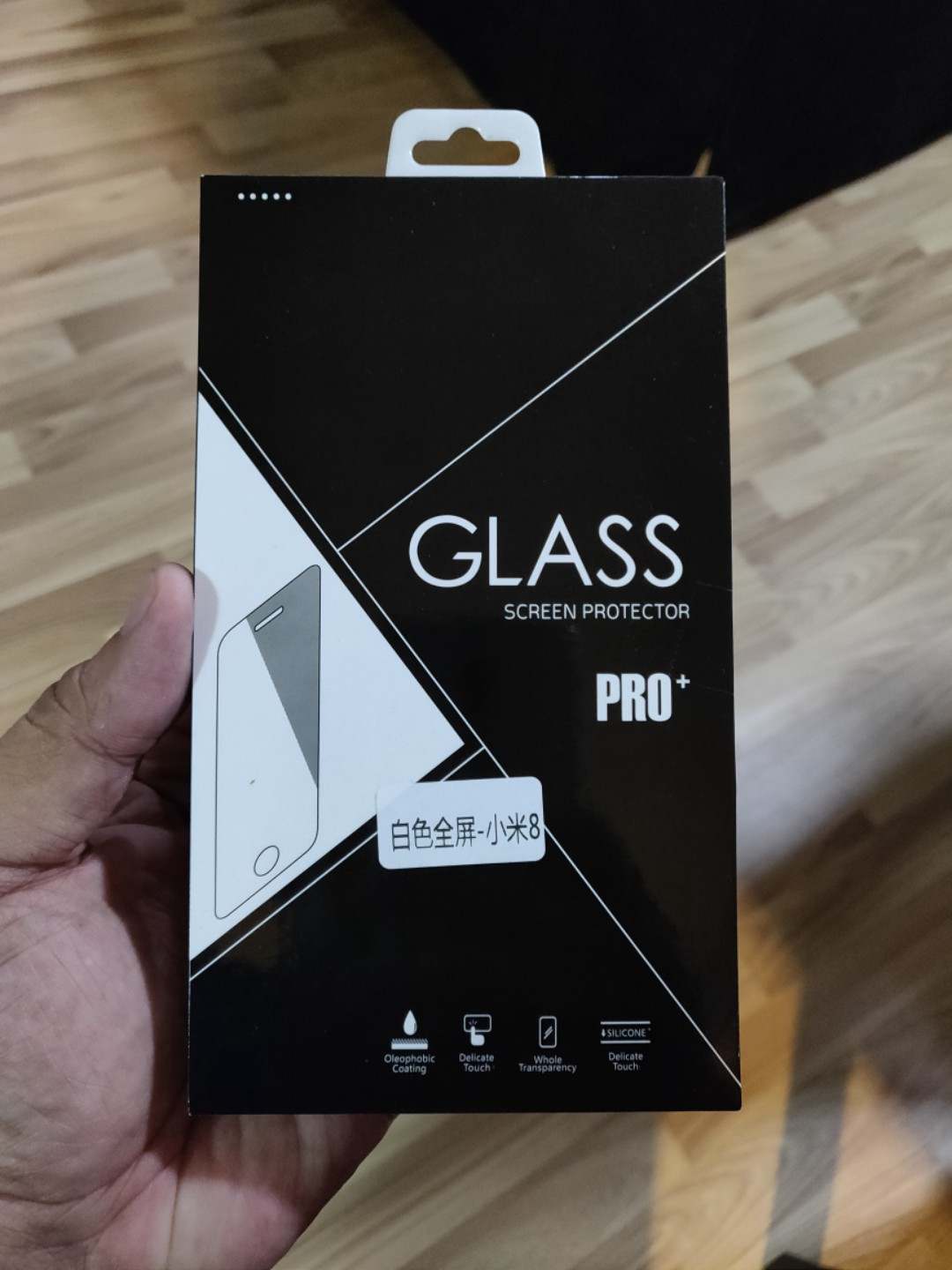 Mi 8 Screen Protector Mobile Phones Tablets Tablet Xiaomi Se Camera Lens Tempered Glass Clear Accessories On Carousell