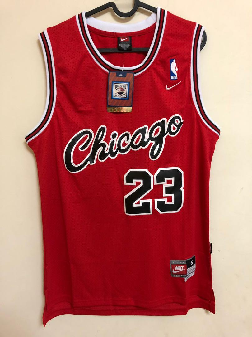 new styles 9bb4f f3af7 NEW] NBA Michael Jordan Chicago Bulls jersey, Sports, Sports ...