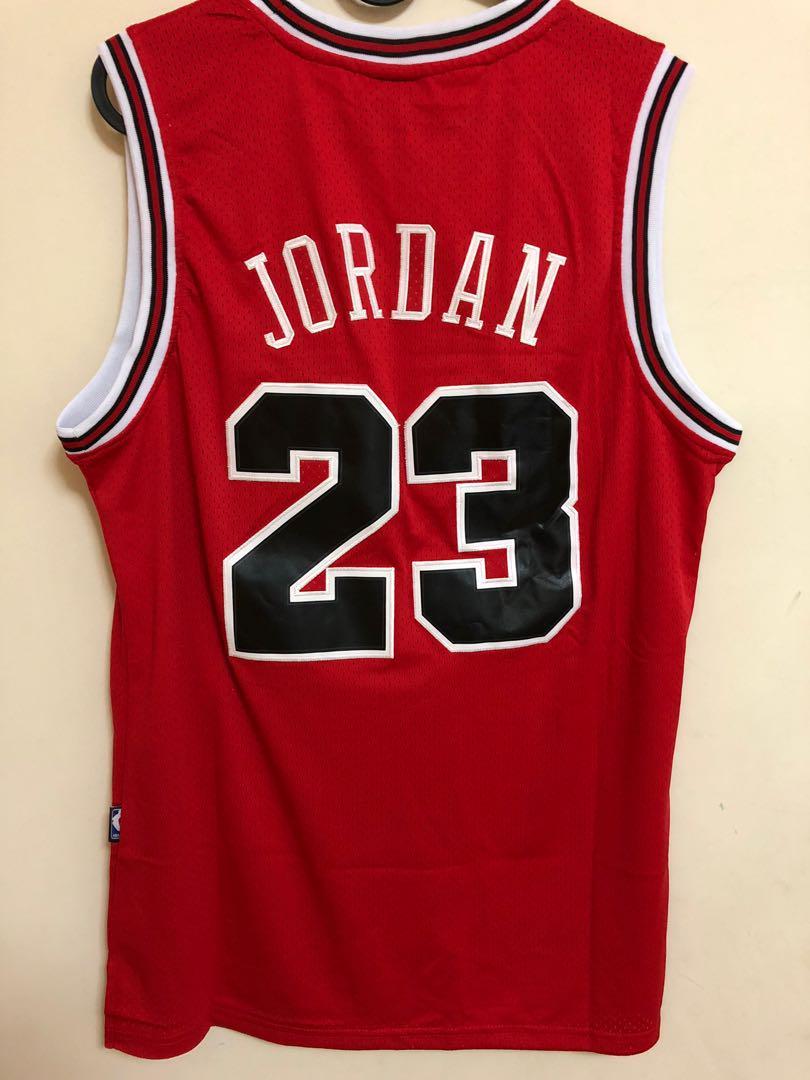 new styles e33b4 06f1b NEW] NBA Michael Jordan Chicago Bulls jersey, Sports, Sports ...