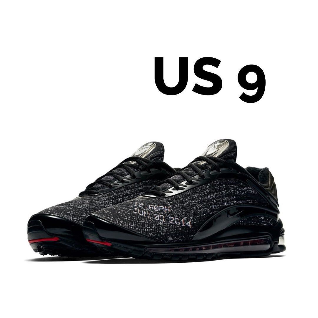 98d60a9238 Nike Air Max Deluxe Skepta - US 9, Men's Fashion, Footwear, Sneakers ...
