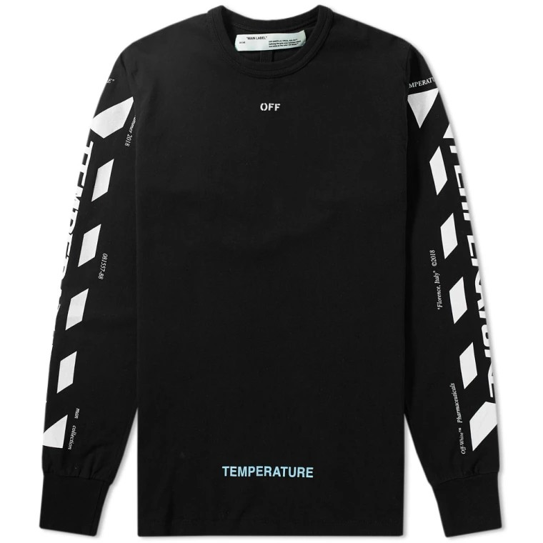 3f753265529d Off White Temperature Long Sleeve