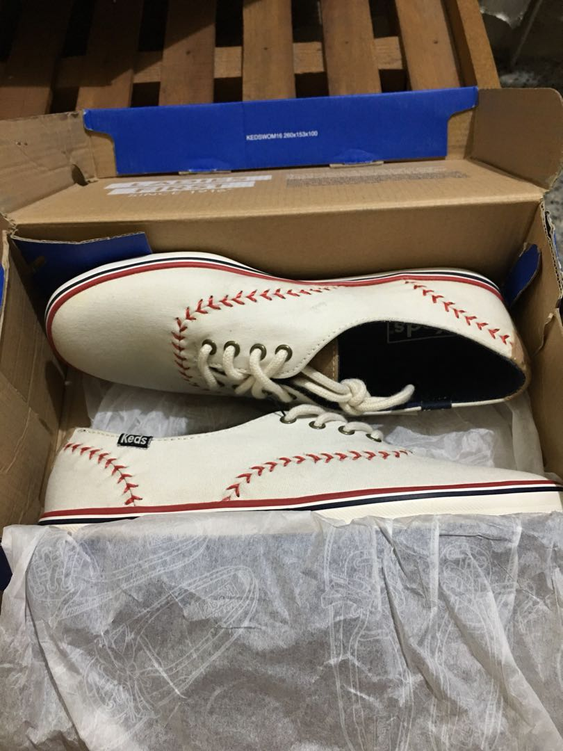 d91a4086b30 Original Keds Shoes CH Pennant Off White