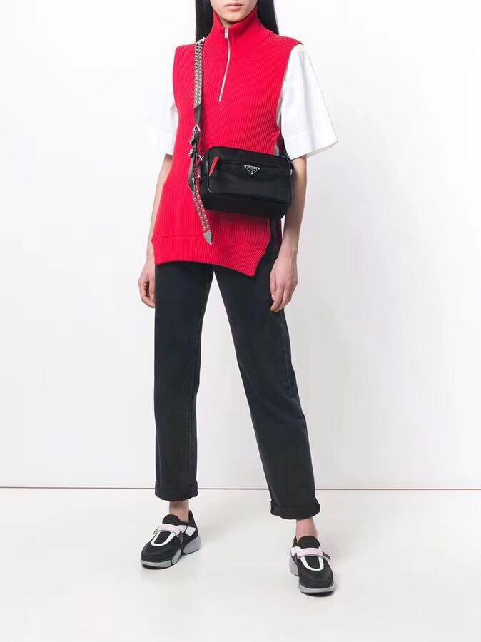 017cfbf2d253 Prada Nylon Camera Bag, Men's Fashion, Bags & Wallets, Wallets on Carousell