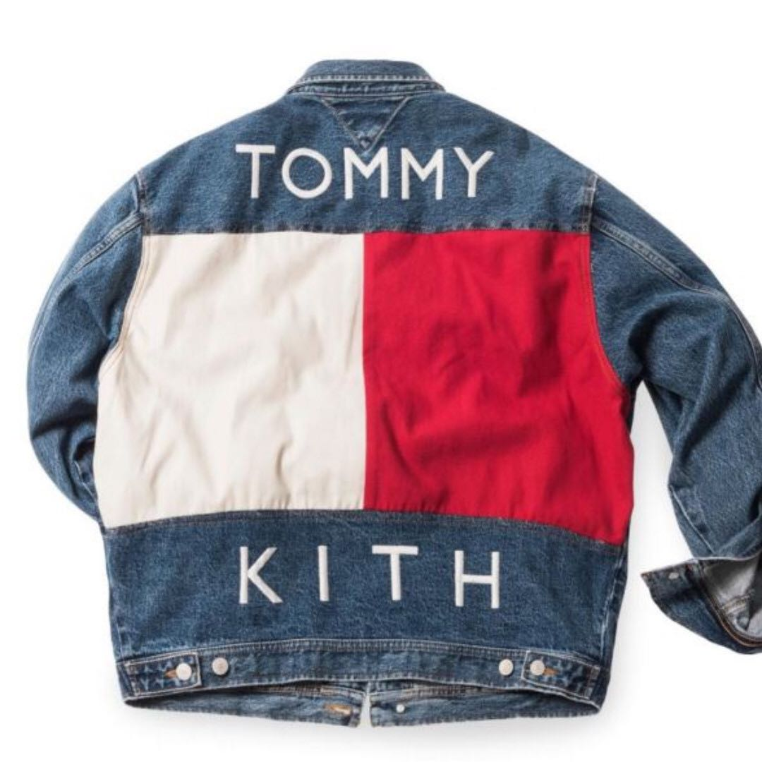 Preorder) Kith x Tommy Hilfiger Fall Winter 18 Collection 9daf8878cb42