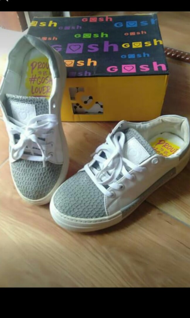 prwloved sepatu gosh size 38 mulus sneaker 81f936c23b