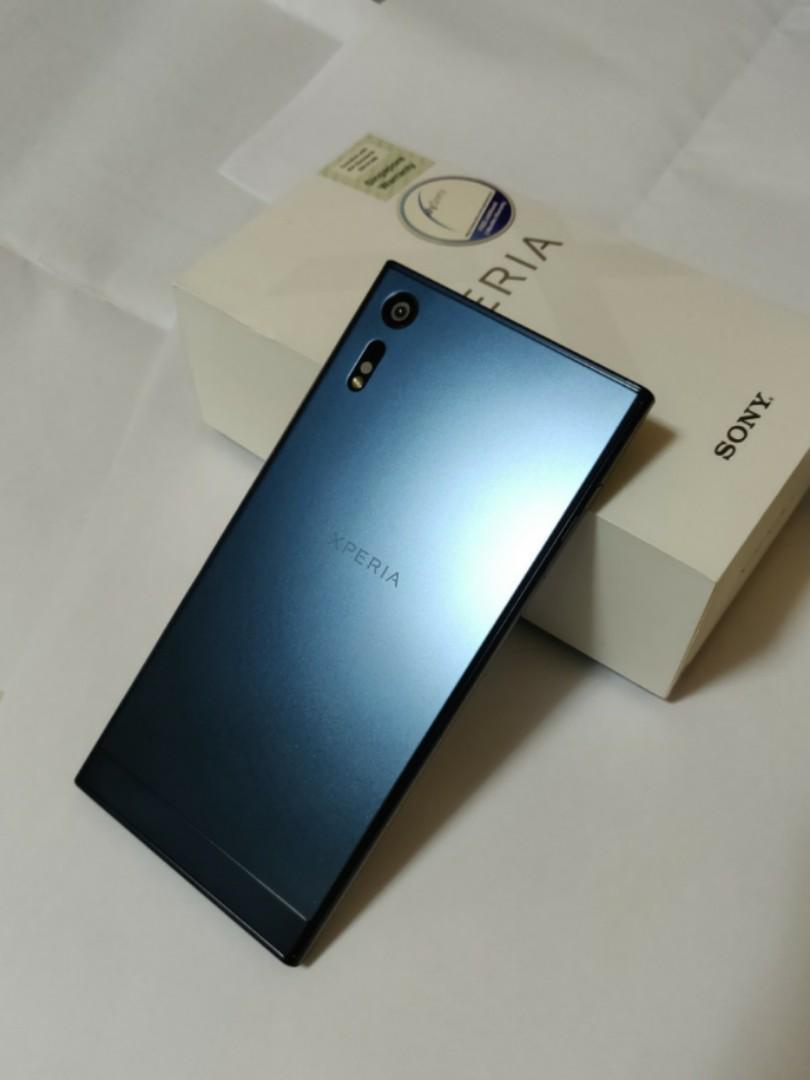Sony Xperia XZ 64GB (Forest Blue)