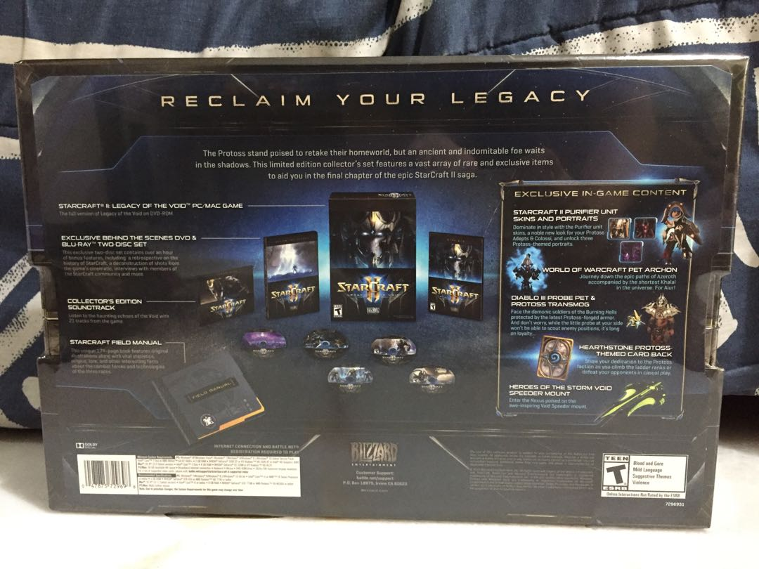 legacy of the void soundtrack