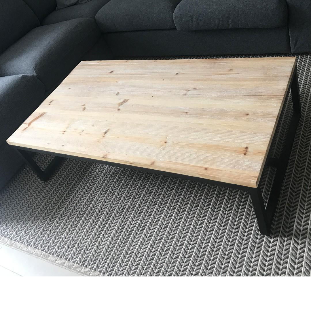 Table Maison du Monde, Furniture, Tables & Chairs on Carousell