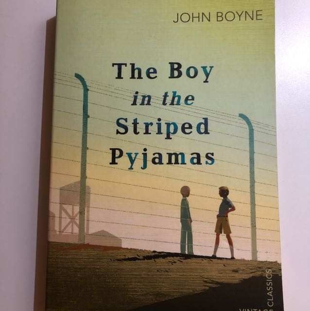 the boy in the striped pyjamas notes