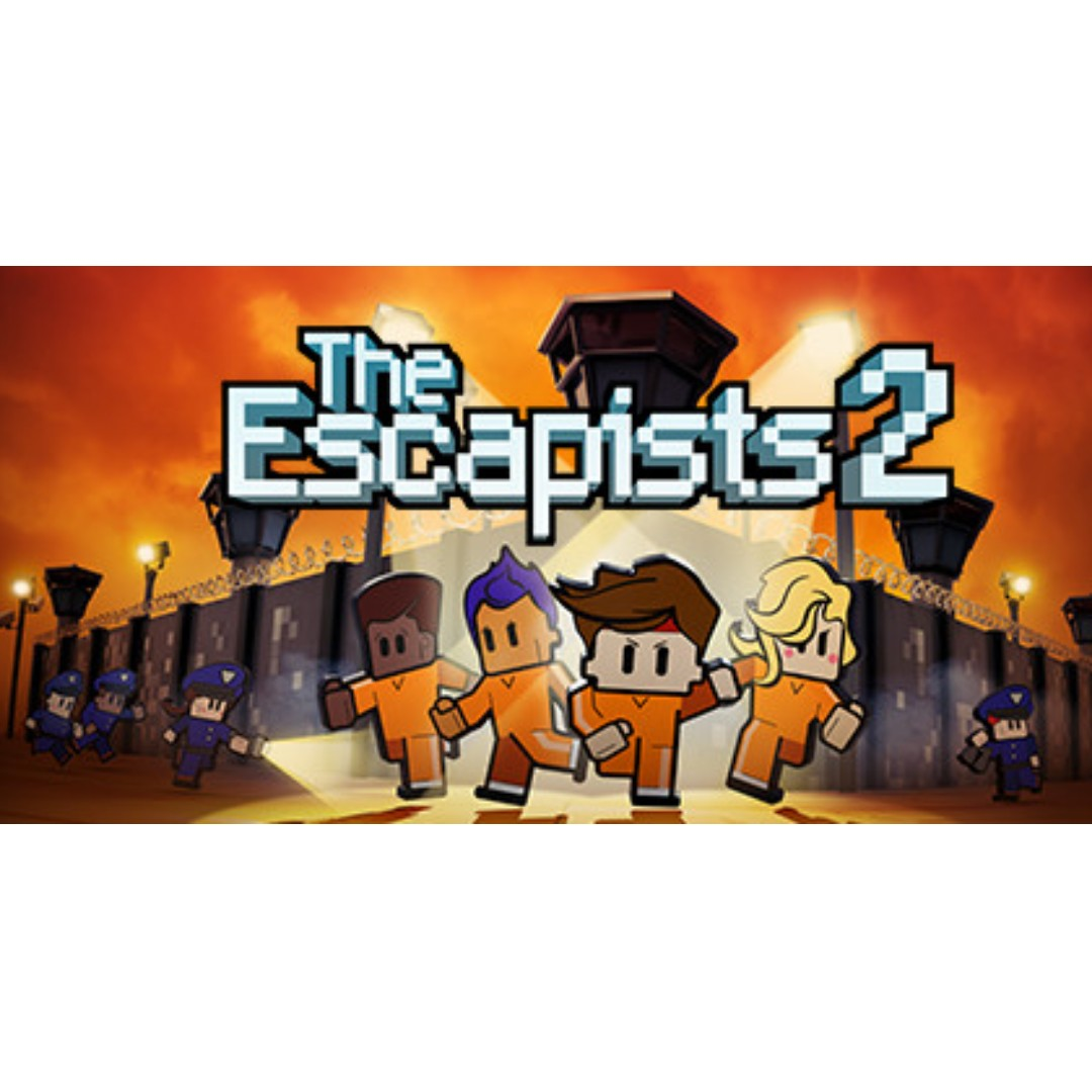 The Escapists 2 - Steam Game [retail key]