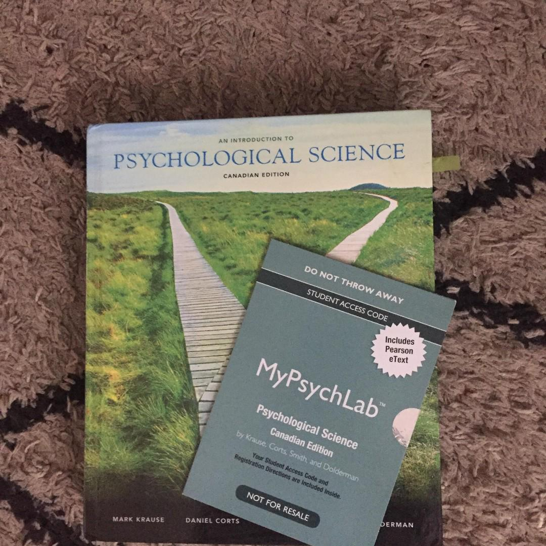 UOFT TEXTBOOKS FOR SALE: PSY100, ENG140, ANT100, ENG201