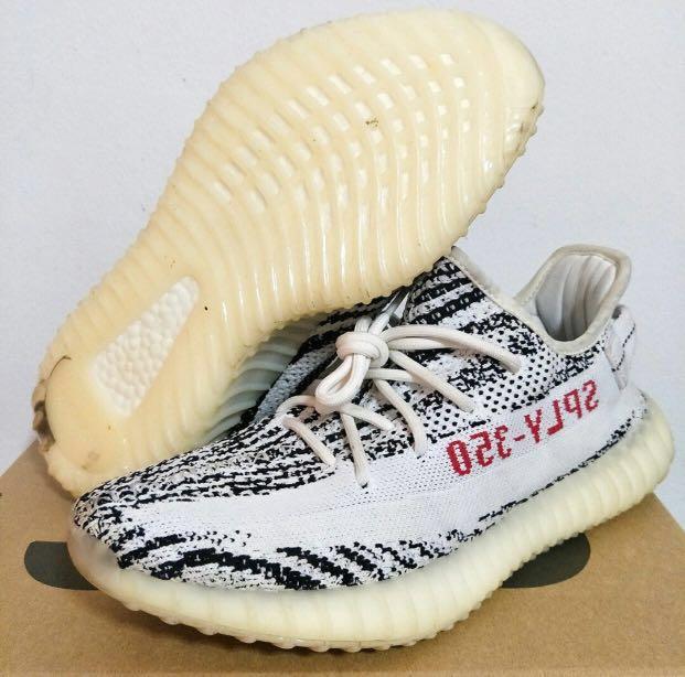 cd274c95d351b Yeezy Boost 350 V2 Zebra