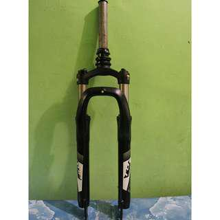 Fork shock 27.5 foxter stock