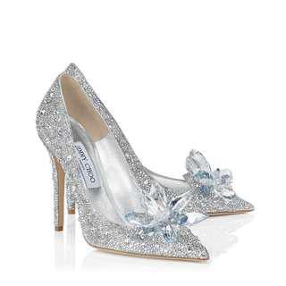Jimmy Choo Cinderella Heels