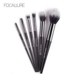 Focallure Brush 6 Set