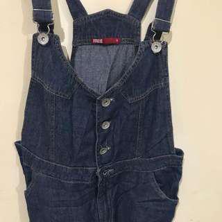 Celana kodok jeans