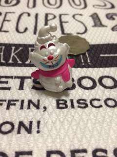 經典 扭蛋食玩 迪士尼 Disney 柴郡貓 disney Cheshire Cat 擺件 玩具 稀有 值得珍藏