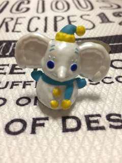 經典 扭蛋食玩 迪士尼 Disney 小飛象 Dumbo  擺件 玩具 稀有 值得珍藏