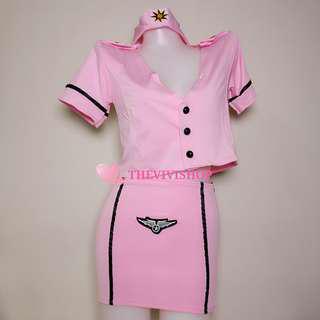 THEVIVISHOP***Stewardess Costume