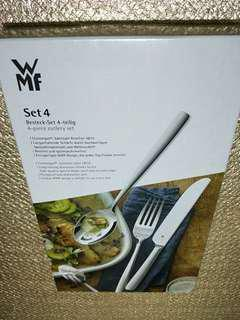 Branded VMF cutlery-set of 4
