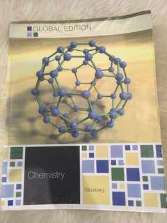 2013 Silberberg Chemistry textbook