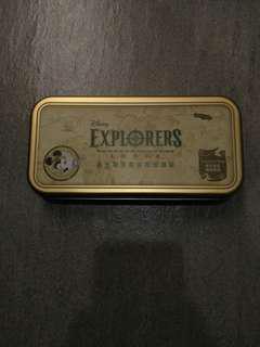 Disney探索家酒店旅行用品