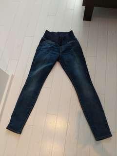 Gap maternity true skinny jeans size 2