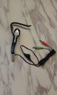 耳機連咪(電腦或電話使用)