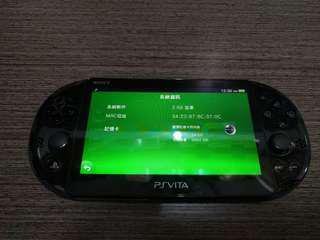PSV 最新3.68🔑開心版🔓 2000機 16GB