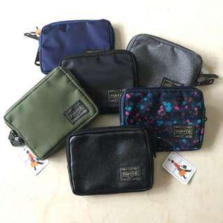 🚚 💥CHEAPEST - Porter Long and Small Wallets #Under9