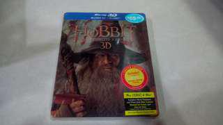 🚚 Brand New Limited Edition Metal Case The Hobbit 3D