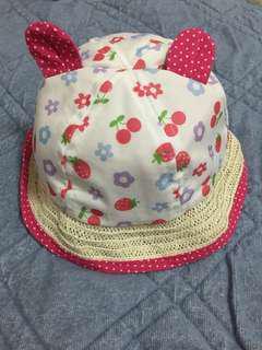 《包郵》Baby Hat西松屋帽仔