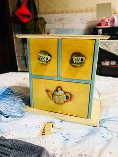 Small Cute Wooden drawer ‼️New