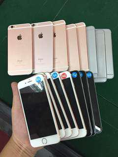 Iphone 5s until iphone X