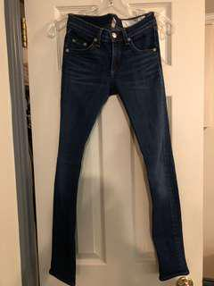 Rag and Bone skinny jeans in Woodford
