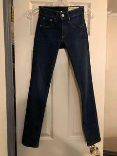 Rag and Bone skinny jeans in Bedford size 23