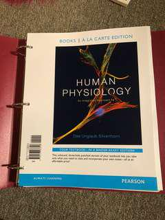 Human Physiology 7th edition textbook
