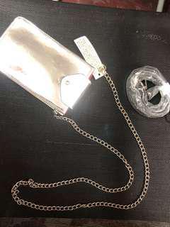 女裝銀色袋Sliver Bag(未用過never use)