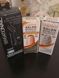 Brand new nail products
