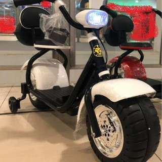 QINK Motor Ride On Motorcycle For Kids
