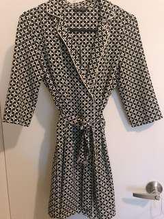 Topshop dress/coat