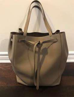 Celine large Cabas Tote in Taupe