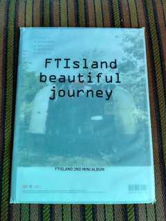 FTIsland Second Mini Album