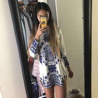 Festive dress/top