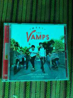 THE VAMPS DVD