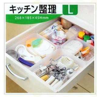 BN: NAKAYA drawer organizer A (L)