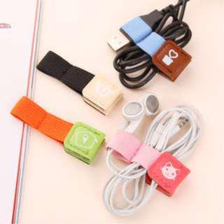 BN: elastic cable tie