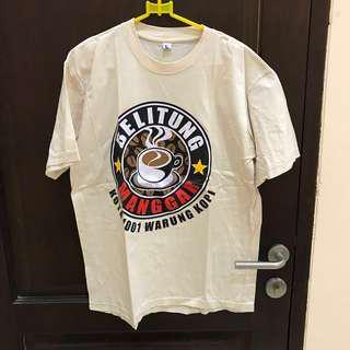 #MauiPhoneX NEW Kaos pria Belitung